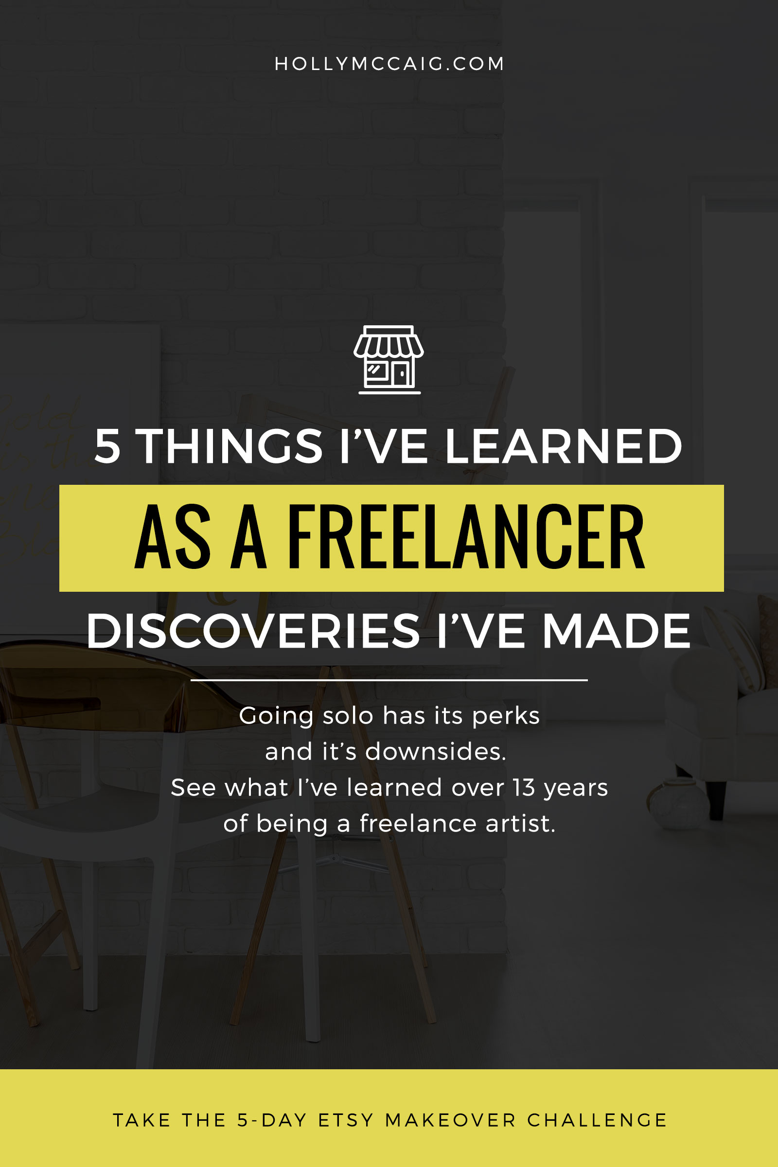 Being a self-sufficient freelancer for over 12 years has had its ups and downs. I can name 5 things I've learned as a freelancer that have helped me discover how one can succeed in this competitive business world.