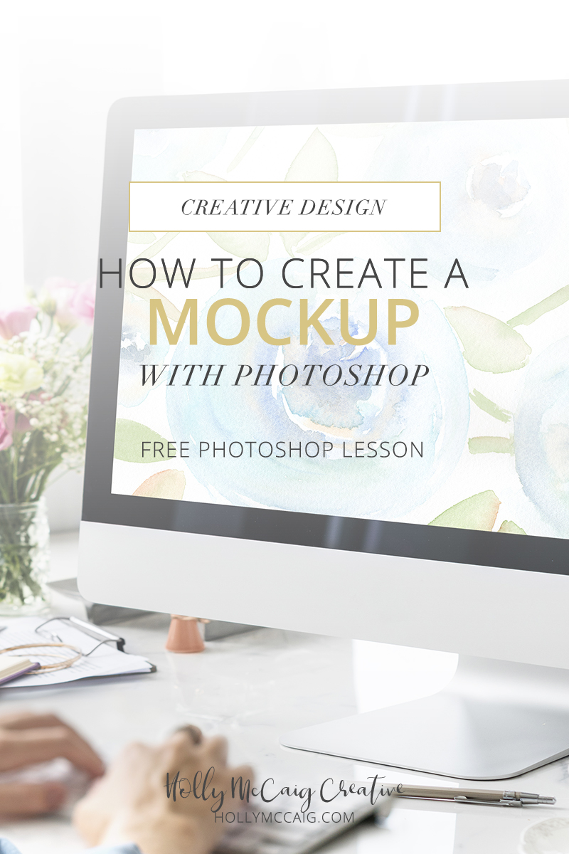 how to create a mockup photoshop using stock photos holly sometimes you have to create a mockup photoshop when there is nothing else out