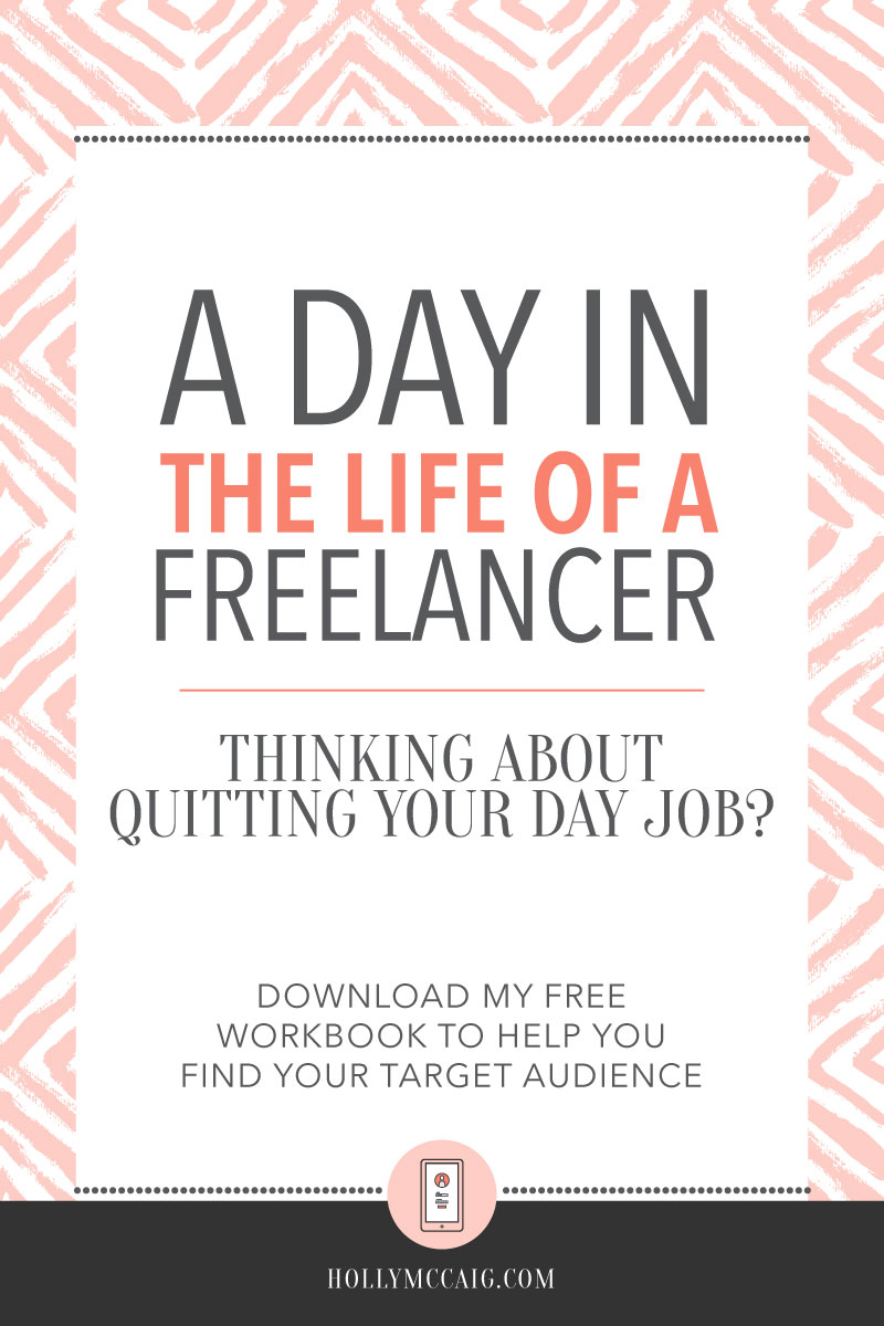 If you've been on the fence about what it's like as a freelancer, thinking of leaving your day job and going for the full-time hustle, this post can give you some insight on what it's like for me.