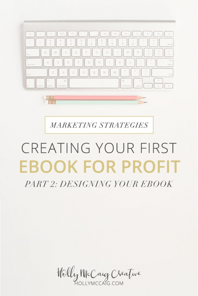 Now that we have our idea creating your first ebook for profit doesn't seem so hard! Knowing you're coming up with amazing content that your readers want is half the battle!