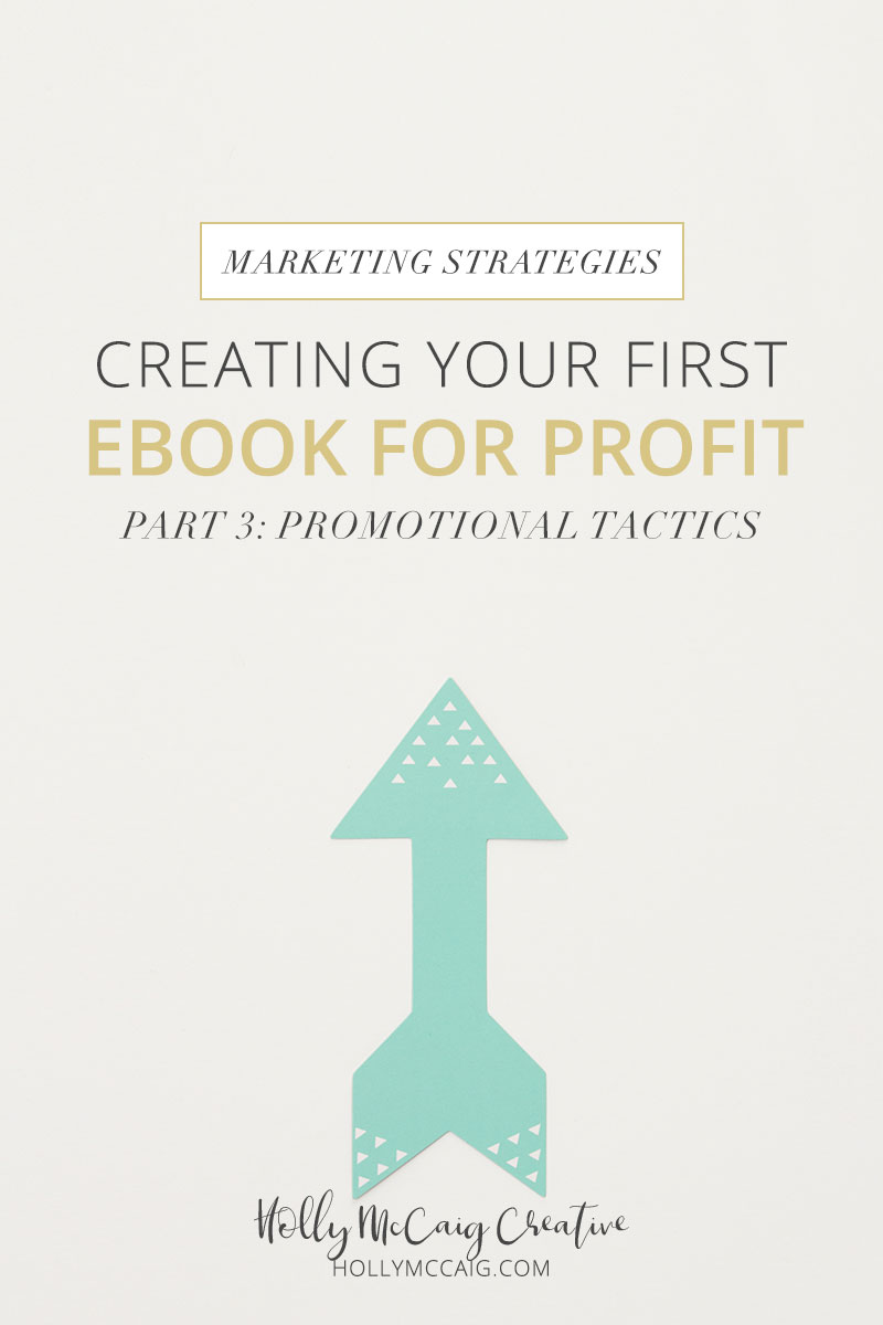 It's probably obvious to you that creating your first ebook for profit will require you to actually promote it. But, believe it or not, a lot of people put their stuff online and just sit back and wait. You must do the work to let others know who you are, and why they should buy from you.